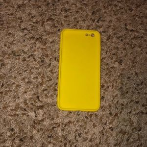 iPhone 6+ silicon case